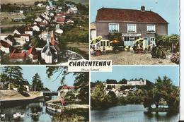 CPSM - 70 - Charentenay - Multivues - - Altri Comuni