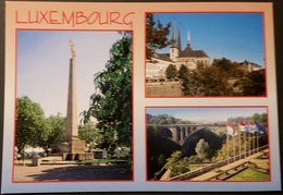 Ak Luxemburg - Luxemburg - Stadtansichten - Luxembourg - Ville