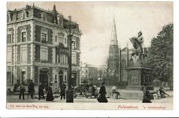 CPA - Carte Postale -  Pays Bas - 's-Gravenhage -Paleisstraat-1903- S4963 - Den Haag ('s-Gravenhage)