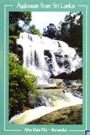 Sri Lanka Postcards, Atha Mala Ella, Waterfall, Postcrossing - Sri Lanka (Ceylon)