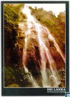 Sri Lanka Postcards, Bambarakanda, Tallest Waterfall, Postcrossing - Sri Lanka (Ceylon)