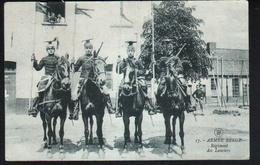 Belgique, Militaria, Armee Belge, Regiment De Lanciers - Sonstige