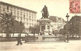 NICE  --  Statue De Masséna - Monuments, édifices