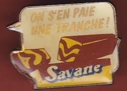 53627-Pin's.gateau Savane De Brossard.alimentation... - Food
