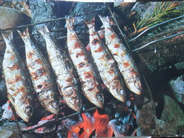 Sardines Grilles - Recettes (cuisine)
