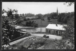 CPA 44 - Guenrouet, Saint-Clair - Canal De Nantes à Brest - Guenrouet