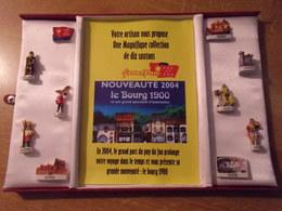 Série De Fèves Complète En Coffret : Puy Du Fou - Fèves
