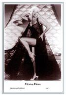 DIANA DORS - Film Star Pin Up PHOTO POSTCARD - 64-3 Swiftsure Postcard - Artistas