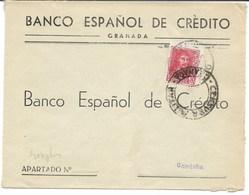 España. Carta Circulada Desde Granda A Córdoba Con Sello De Fernando - 1931-Hoy: 2ª República - ... Juan Carlos I