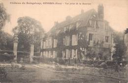 27 Château De Boisgeloup GISORS Vue Prise De La Roseraie - Gisors