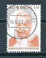 2003 Belgium Literature Used/gebruikt/oblitere - België