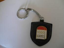 Porte Clefs Jeu Des 1000 BORNES - Key-rings