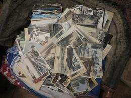 VRAC DE 3 Kilos De Cartes Postales De Drouilles Sans Emballage ,etat Correct ,tres Petit Lot De Valeur ,port 19 EUROS - Cartes Postales