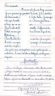 Kriegsgefangenenpost Prisonnier Stalag VIII A Gorlitz 1942 Courrier Entre 2 Hommes De Confiance + Censure (2 Scans) - Documents