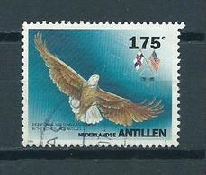 1993 Netherlands Antilles USA Consulaat 175 Cent Used/gebruikt/oblitere - Curaçao, Nederlandse Antillen, Aruba