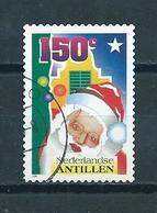 1996 Netherlands Antilles Christmas,kerst 150 Cent Used/gebruikt/oblitere - Curaçao, Nederlandse Antillen, Aruba