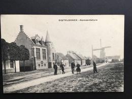 DESTELDONK - Molen - Moulin - Gent