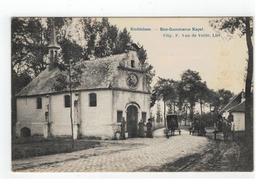 Emblem  Emblehem.  - Sint-Gummarus Kapel  Uitg.F.Van De Velde,Lier - Ranst