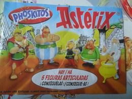Asterix Flier - Asterix & Obelix