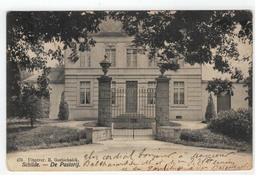 Schilde.  -  De Pastorij   476 Uitgever. E.Goetschalck.  1908 - Schilde