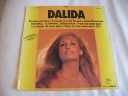 DALIDA (Titres Sur Photos) - Vinyle 33 T LP - Vinyl Records