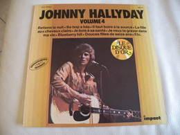 Johnny Hallyday - Le Disque D'or  (Titres Sur Photos) - Vinyle 33 T LP - Vinyl Records