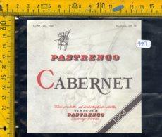 Etichetta Vino Liquore  Pastrengo Cabernet Verona - Etichette