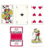 Caulier - Jeu De 54 Cartes Complet Avec étui - 54 Cartes