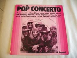 POP CONCERTO  (Titres Sur Photos) - Vinyle 33 T LP - Disco & Pop