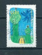 1999 Christmas Island Children Paintings Used/gebruikt/oblitere - Christmaseiland