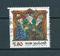 1999 New Zealand $1.80 Weihnachten,christmas Used/gebruikt/oblitere - Nieuw-Zeeland