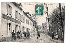 SOISY-SOUS-MONTMORENCY - Rue Des Ecoles - Soisy-sous-Montmorency