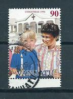 1996 Vanuatu Christmas,kerst,weihnachten Used/gebruikt/oblitere - Vanuatu (1980-...)