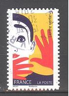 France Autoadhésif Oblitéré N°1479 (Les Arts Du Cirque) (cachet Rond) - France