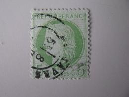 Frankreich  48    O - 1871-1875 Ceres