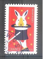 France Autoadhésif Oblitéré N°1485 (Les Arts Du Cirque) (cachet Rond) - France