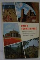 Liv. 296. Guide Touristique De La République Démocratique Allemande. - Tourisme
