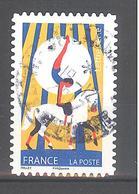 France Autoadhésif Oblitéré N°1489 (Les Arts Du Cirque) (cachet Rond) - France