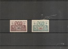 Congo Belge ( 192/193 XXX -MNH) - Belgisch-Kongo