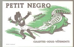 Buvard  PETIT NEGRO Culottes-Sous-vêtements Crocodile - Textile & Clothing