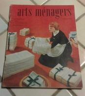 Arts Ménagers N° 6 Janvier 1950 Magazine De La Maison Recettes Electro Ménager Chauffage Ameublement ... - Haus & Dekor