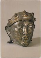 D655 RIJKSMUSEUM G.M. KAM - NIJMEGEN - VESTIGE ROMAIN REPRESENTANT UNE TÊTE COURONNEE - Museum