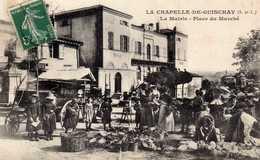 La Chapelle De Guinchay: La Mairie, Place Du Marché. - France