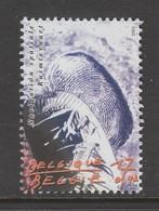 TIMBRE NEUF DE BELGIQUE - EMPREINTE DE PAS SUR LA LUNE (NAVIGATION SPATIALE) N° Y&T 3023 - Space