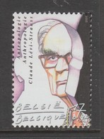TIMBRE NEUF DE BELGIQUE - CLAUDE LEVI-STRAUSS, ANTHROPOLOGUE N° Y&T 3024 - Wissenschaften
