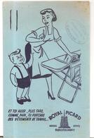 Buvard  ROYAL PICARD Vêtement De Travail Offert Par C. BERNARD 76, Rue De La République à SENS - Textile & Vestimentaire