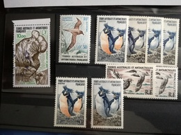 TAFF LOT   1 Obl+** Mnh - French Southern And Antarctic Territories (TAAF)