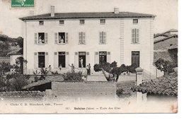 SALAISE : Ecole Des Filles - France