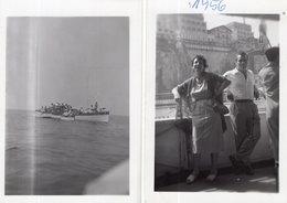 Auf Dem Weg Nach Capri 1956 - Places