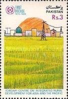 USED  STAMPS Pakistan - The 10th Anniversary Of CIRDAP  -1989 - Pakistan
